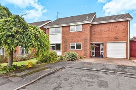 Houghton Close, Nuthall, Nottingham