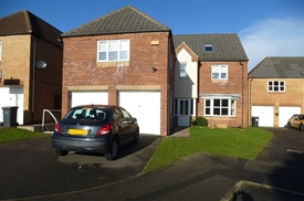 Deeley Close, Watnall, Nottingham