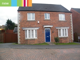 Pippin Close, Selston, Nottingham