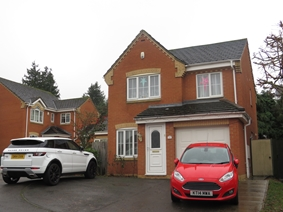 Sapphire Close, Kettering