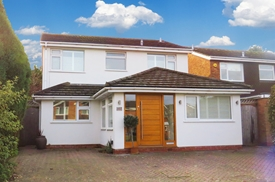 Gilberry Close, Knowle, Solihull