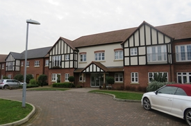 Four Ashes Road, Bentley, Solihull