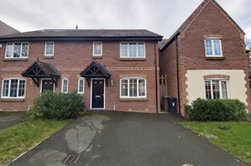 St Phillips Grove, Bentley Heath, Solihull