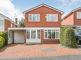 Abbots Close, Knowle, Solihull