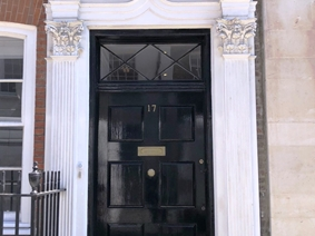 Buckingham Street, Charing Cross