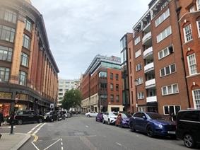 Hans Crescent, London