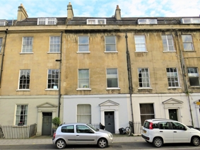 Walcot Terrace, Bath