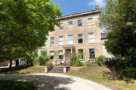 Montague House, Lambridge Street, Bath