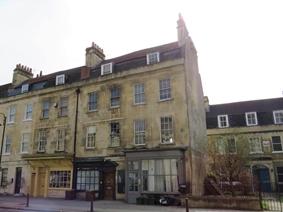 Walcot Buildings, Bath