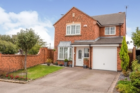 Crowson Close, Shepshed, Loughborough