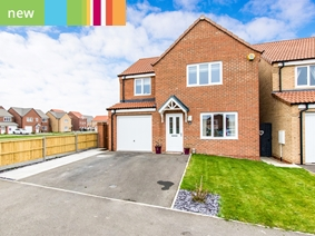Crucible Close, North Hykeham, LINCOLN