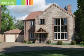 Plot 33, Thorne Lane, Scothern, Lincoln
