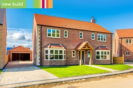 The Whisby, Thorne Lane, Scothern, Lincoln