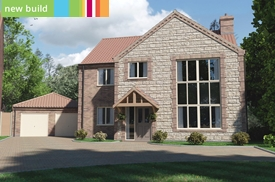 Plot 8, Saint Germaine Way, Scothern, Lincoln