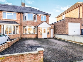 Englefield Road, Evington, Leicester