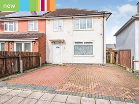 Bentinghouse Road, Eyres Monsell, Leicester
