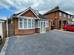 Holmfield Avenue West, Leicester Forest East, Leicester