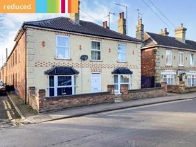 Barrington Gate, Holbeach, Spalding