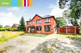Strawberry Way West, Backford, Chester