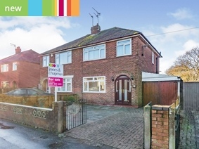 Overpool Road, Whitby, Ellesmere Port