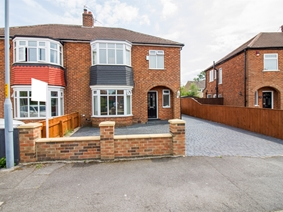 Captain Cooks Crescent, Marton-In-Cleveland, Middlesbrough