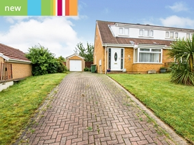 Woodley Grove, Ormesby, Middlesbrough