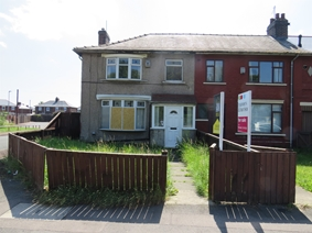 Cherwell Terrace, Middlesbrough