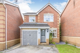 Discovery Way, Maltby, Rotherham