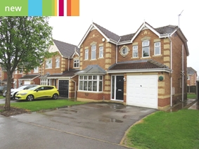 Orchard Grove, Maltby, Rotherham