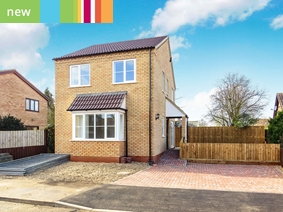 Orchard Way, Manea, March