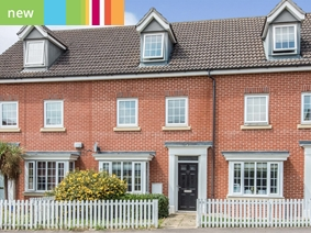 Hundred Acre Way, Red Lodge, Bury St. Edmunds