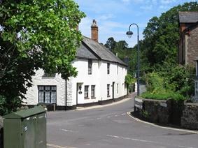 Doverhay, Porlock, Minehead