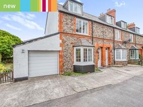 Lowerbourne Terrace, Porlock, Minehead