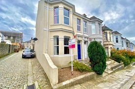 Rosslyn Park Road, Plymouth