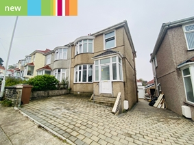 Bickham Road, Higher St Budeaux, Plymouth