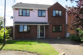 Caversfield Close, Littleover, DERBY