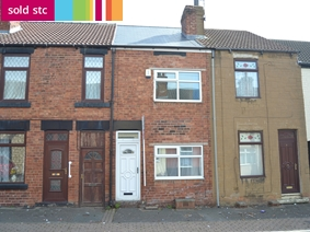 Dodsworth Street, Mexborough