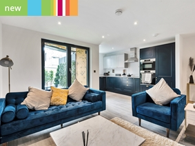 Ivory Court, Palmers Green, London