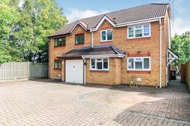 Sandhurst Close, East Hunsbury, Northampton