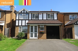 Marlowe Close, East Hunsbury, Northampton