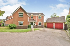 Hopton Close, Norwich