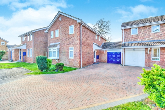 Mountsfield Close, Newport Pagnell