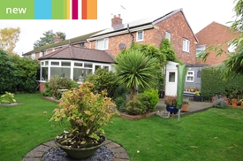 Chestnut Close, Cuddington, Northwich
