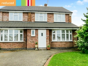 Dove Rise, Oadby, Leicester