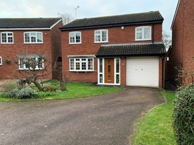 Heythrop Close, Oadby, Leicester