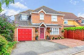 Cleburne Close, Stanwick, Wellingborough