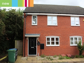 Teeswater Close, Long Lawford, Rugby