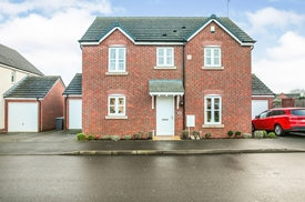 Sheepcote Drive, Long Lawford, Rugby