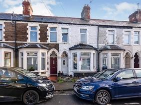 Arabella Street, Roath, Cardiff