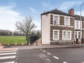 Singleton Road, Splott, Cardiff